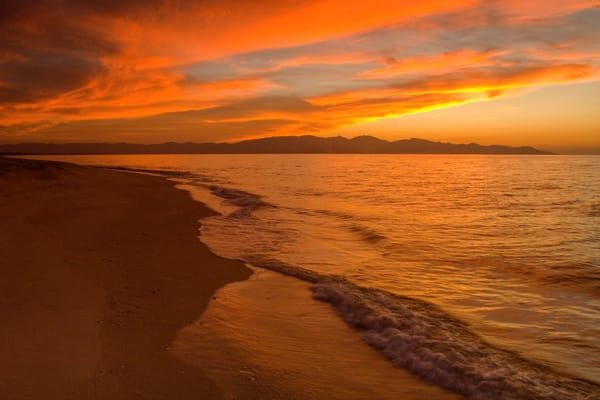Love The Sunrise In Baja Photography Art | Craig Primas Photography
