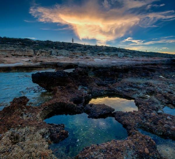 Tide Pool Reflections Photography Art | Craig Primas Photography