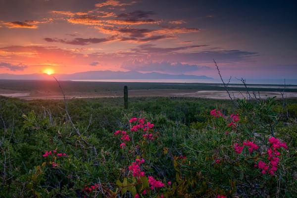 La Ventana Sunset Photography Art | Craig Primas Photography