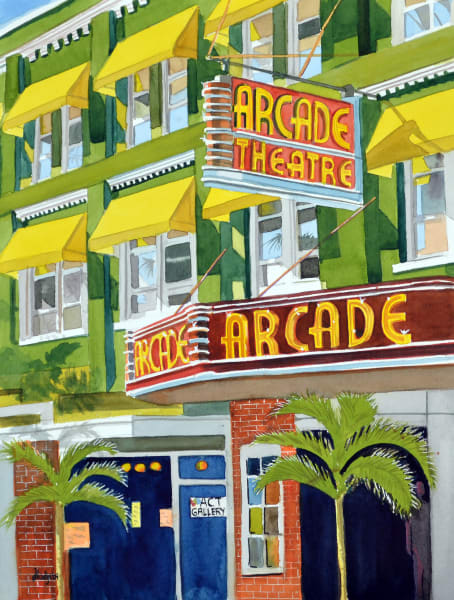 Arcade Building, Fort Myers, Florida Historic District