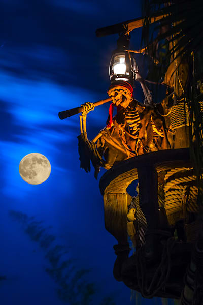 Pirates of the Caribbean 2 - Pictures of Disney World | William Drew