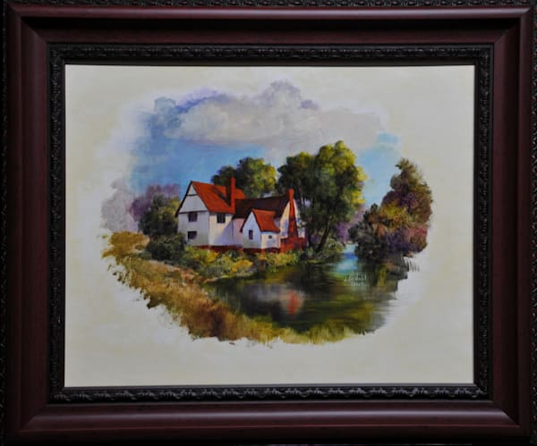 Willy Lott Cottage Art | Liliedahl Art