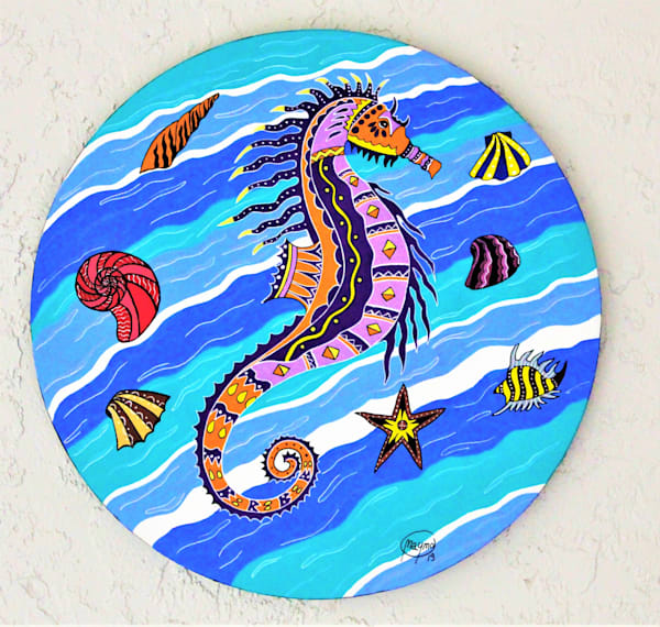 Seahorses are fascinated little animals