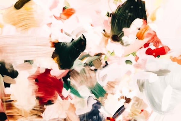 Rosalie- abstract art print