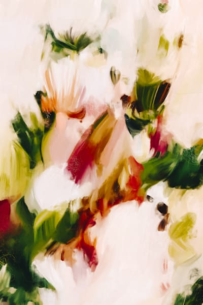 Gia-  Large abstract art print