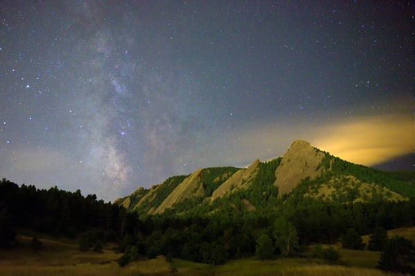 The Stars of Boulder