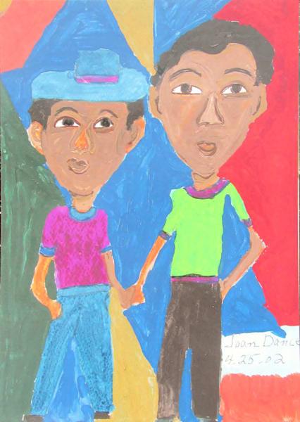 Brothers Art | edmondsgallery