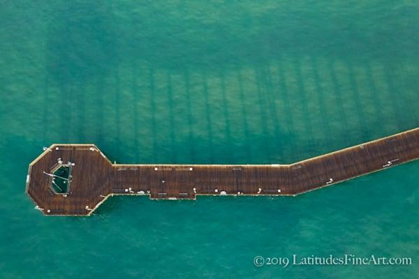"""Ventura Pier Abstract"""