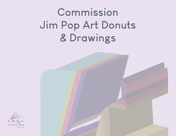 Jim Pop Donuts