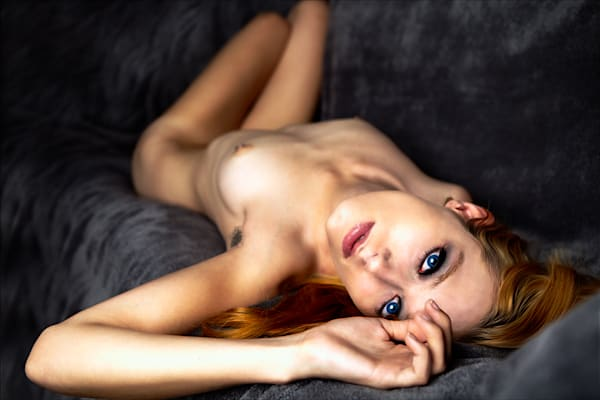 Brittany 1 - Fine Art Nude Print by Christopher Gatelock