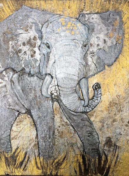ELEPHANT Painting art decor