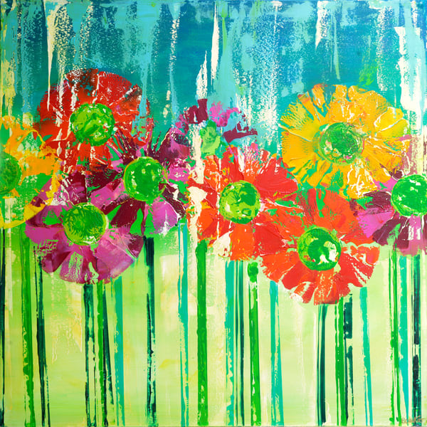 April Showers  Art | benbonart