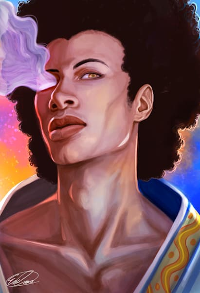Diverse Character Art Prints for Sale as Original Art