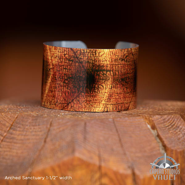 Arched Sanctuary Caplan Cuff