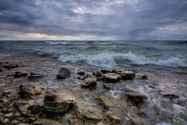 Constance Mier fine art travel photography - Lake michigan