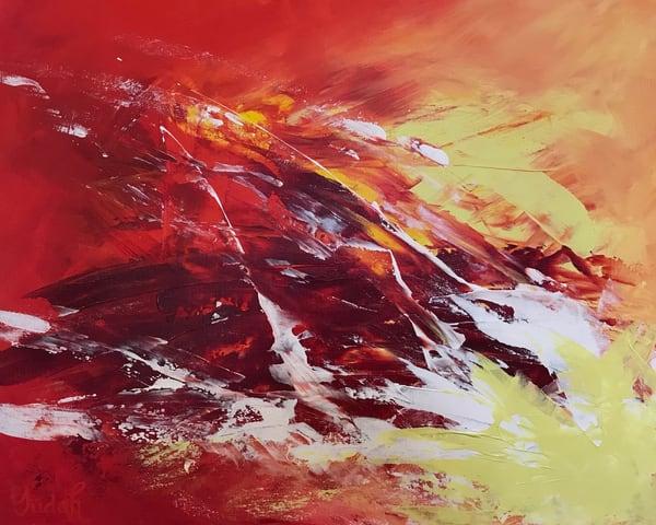 Fire Inside Art | alanajudahart