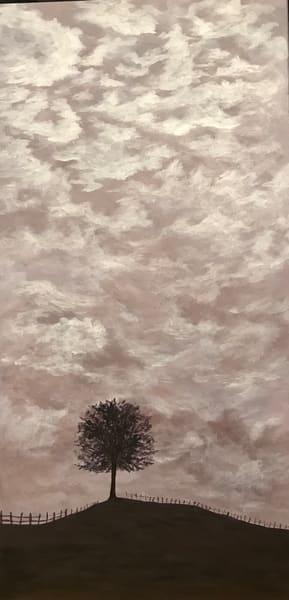 Solitary #1 Art | alanajudahart
