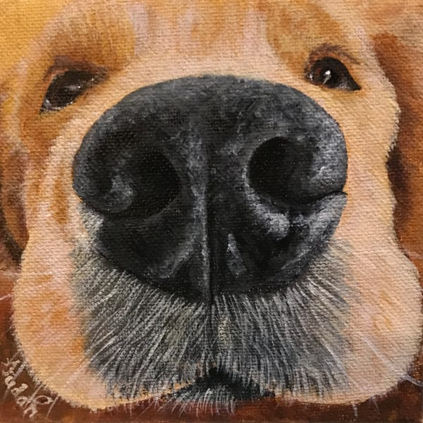 Dog 2/3 Art | alanajudahart