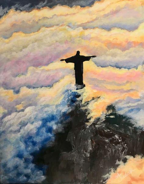 Christ The Redeemer Art | alanajudahart