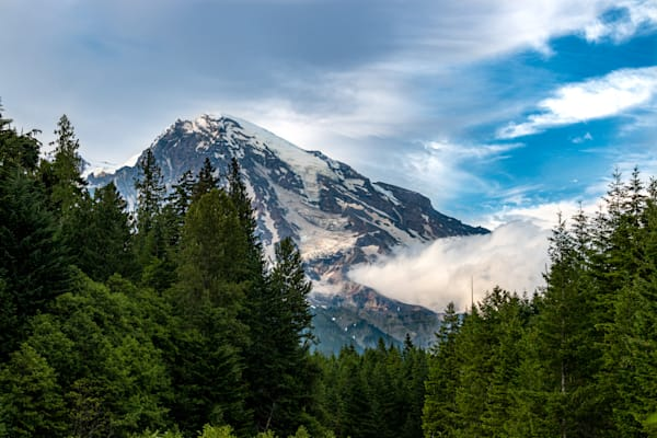 Nature's Glory: Mount Rainier