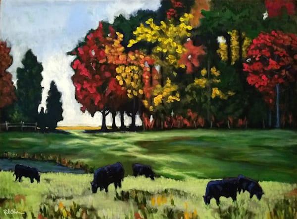 Velvet Autumn Art | Rick Osborn Art