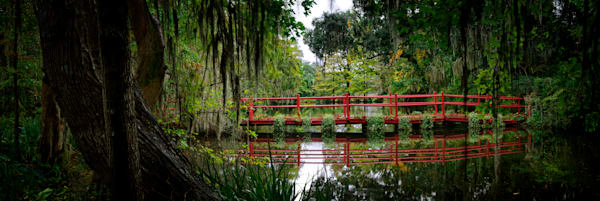 Red Bridge Photography Art | templeimagery