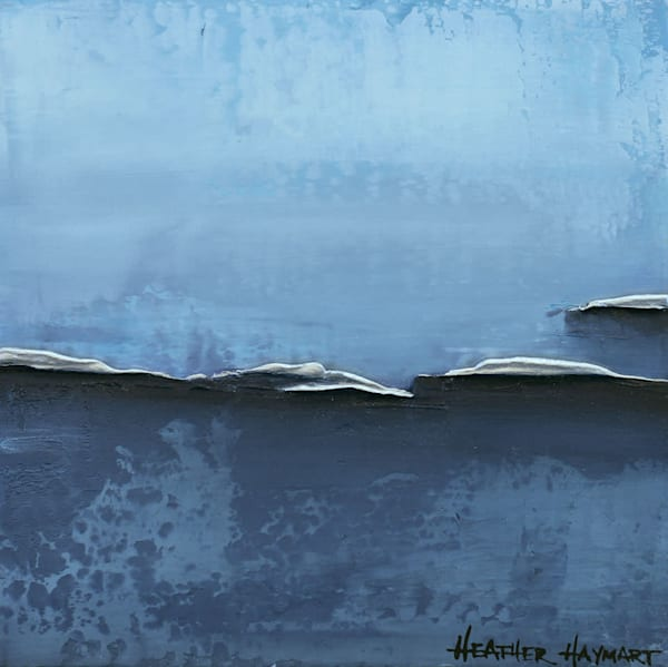 Blue Truth - Original Painting