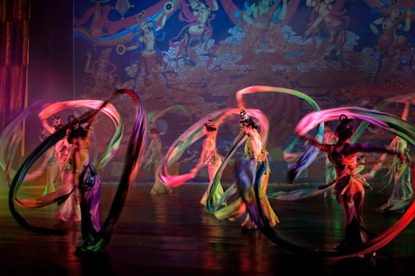 Dance Of Colors Photography Art | templeimagery