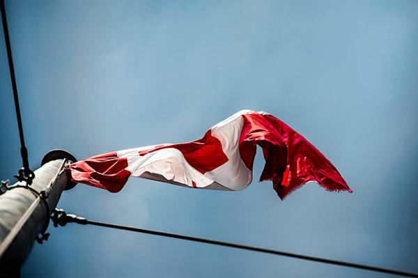 Canada Flag 5