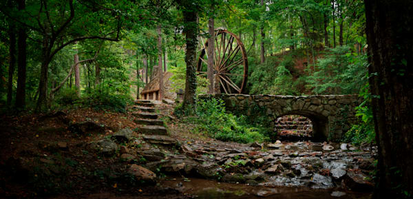 Wooded Mill Photography Art | templeimagery