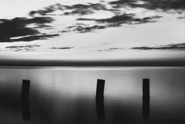 Lagoon At Dusk Photography Art | Peter Welch