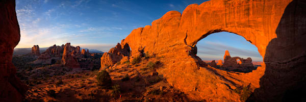Morning Arch Photography Art | templeimagery