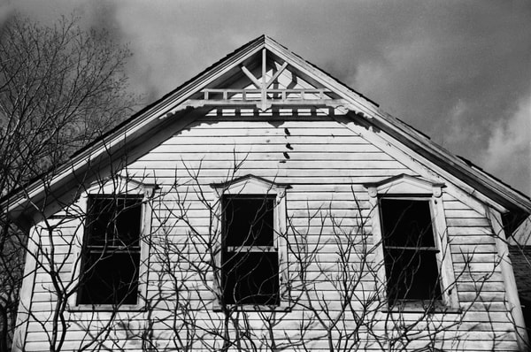 Three Empty Windows Photography Art | Peter Welch