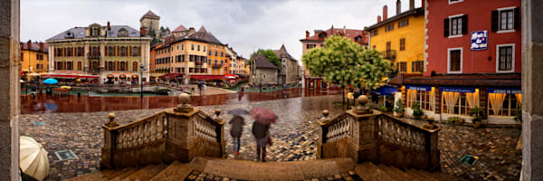 Rainy Afternoon In Annecy