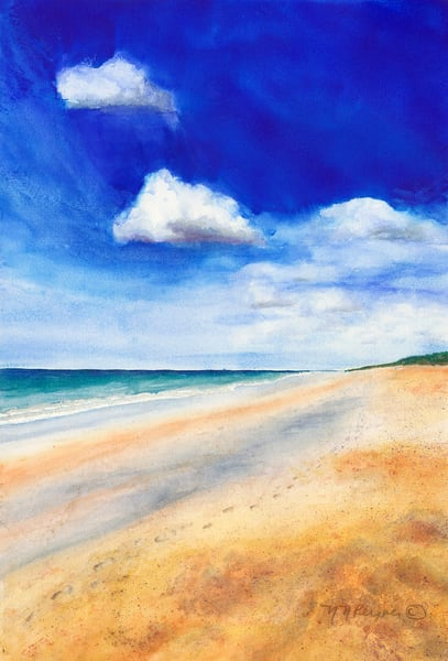 Beach Art - Original Paintings - Fine Art Prints on Canvas, paper, metal and more