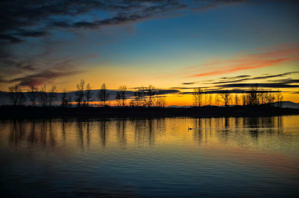 Steveston Sunset 1 Art | KJ's Studio