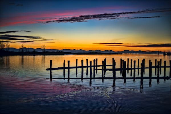 Steveston Sunset 2