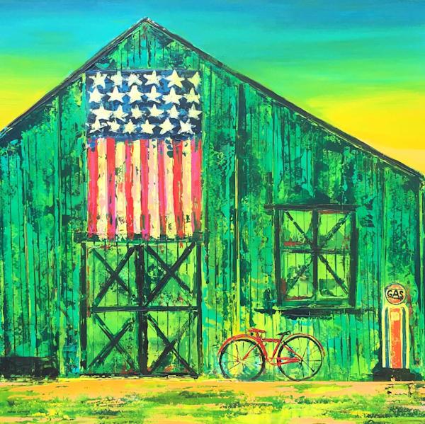Green Barn Art | benbonart