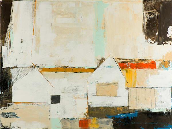 Cross Country Art | B Mann Myers Art