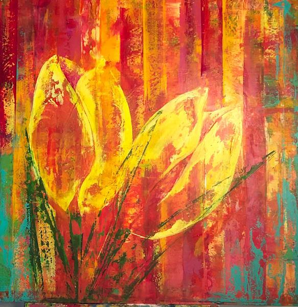 Tulip Time Art | benbonart