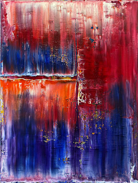 Melt With Me oil painting
