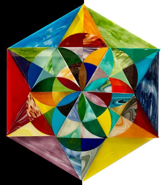 Transcending Duality Art | Natalie Ventimiglia Studios