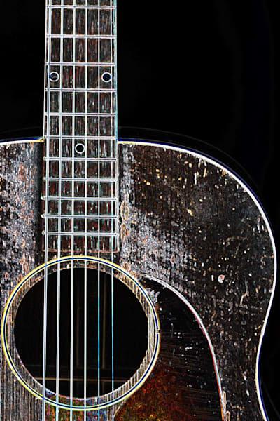 404.1834D Gibson J45 Dark Drawing