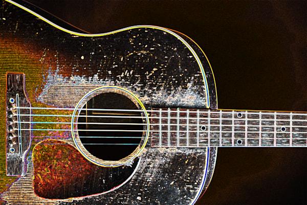 411.1834D Gibson J45 Dark Drawing