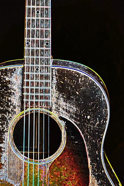 410.1834D Gibson J45 Dark Drawing