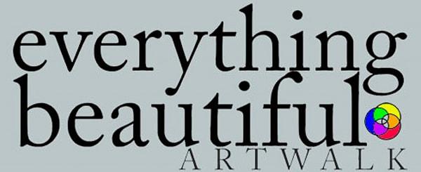 Everything Beautiful Art Walk Registration - December