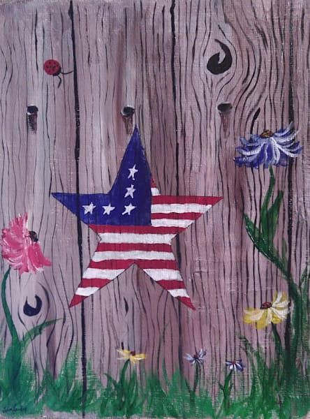 Patriot Star | LML Studio Art