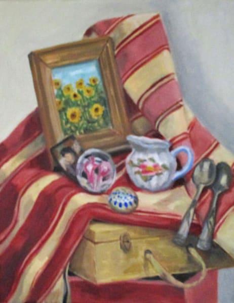 Still Life Treasures Art | East End Arts