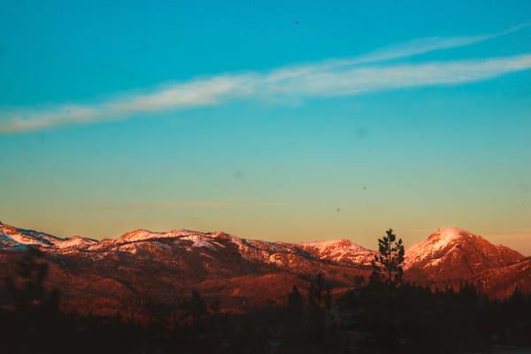 Matej Silecky Sun-kissed Mountains