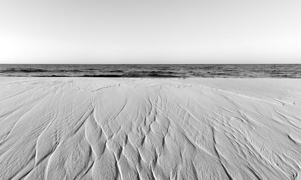 Veins of Sand No. 3